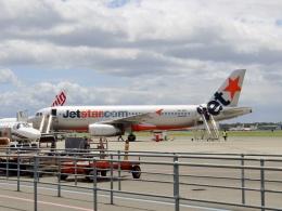航空フォト:VH-VGP ジェットスター A320