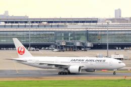 inyoさんが、羽田空港で撮影した日本航空 777-246/ERの航空フォト(飛行機 写真・画像)
