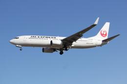 utarou on NRTさんが、成田国際空港で撮影したJALエクスプレス 737-846の航空フォト(飛行機 写真・画像)