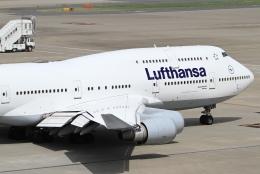 kaeru6006さんが、羽田空港で撮影したルフトハンザドイツ航空 747-430の航空フォト(飛行機 写真・画像)
