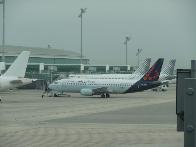バルセロナ空港 - Barcelona Airport [BCN/LEBL]で撮影されたバルセロナ空港 - Barcelona Airport [BCN/LEBL]の航空機写真(フォト・画像)