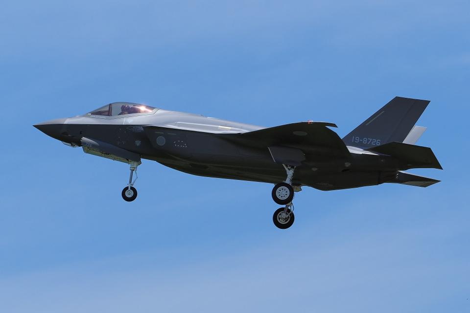 あずち88さんの航空自衛隊 Lockheed Martin F-35 Lightning II (F-35A) 航空フォト