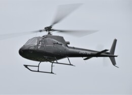 ヘリオスさんが、東京ヘリポートで撮影したオートパンサー AS350B Ecureuilの航空フォト(飛行機 写真・画像)
