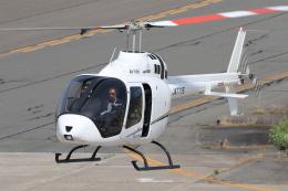 やまけんさんが、花巻空港で撮影した雄飛航空 505 Jet Ranger Xの航空フォト(飛行機 写真・画像)