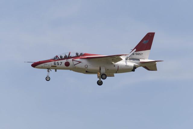 Koenig117さんが、芦屋基地で撮影した航空自衛隊 T-4の航空フォト(飛行機 写真・画像)