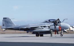 チャーリーマイクさんが、築城基地で撮影したアメリカ海兵隊 A-6E Intruder (G-128)の航空フォト(飛行機 写真・画像)