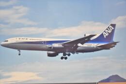HRA airさんが、福岡空港で撮影した全日空 L-1011-385-1 TriStar 1の航空フォト(飛行機 写真・画像)