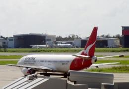 TA27さんが、ブリスベン空港で撮影したカンタス航空 737-476の航空フォト(飛行機 写真・画像)