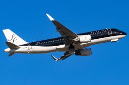 Yukio a.k.a Yu Worksさんが、福岡空港で撮影したスターフライヤー A320-214の航空フォト(飛行機 写真・画像)