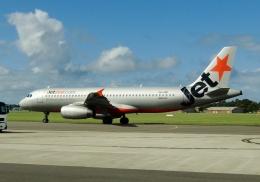 TA27さんが、ニューカッスル空港で撮影したジェットスター A320-232の航空フォト(飛行機 写真・画像)