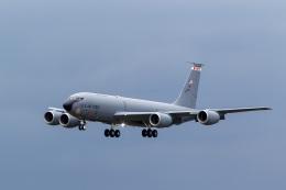 ファントム無礼さんが、横田基地で撮影したアメリカ空軍 KC-135R Stratotanker (717-148)の航空フォト(飛行機 写真・画像)