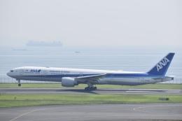 PIRORINGさんが、羽田空港で撮影した全日空 777-381/ERの航空フォト(飛行機 写真・画像)