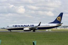 NIKEさんが、ダブリン空港で撮影したライアンエア 737-8ASの航空フォト(飛行機 写真・画像)