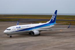 こぐともさんが、山口宇部空港で撮影した全日空 737-881の航空フォト(飛行機 写真・画像)