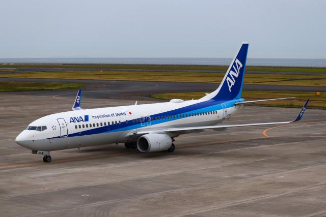 山口宇部空港 - Yamaguchi Ube Airport [UBJ/RJDC]で撮影された山口宇部空港 - Yamaguchi Ube Airport [UBJ/RJDC]の航空機写真(フォト・画像)