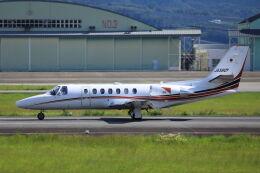 kengo.k@RJFTさんが、熊本空港で撮影した読売新聞 560 Citation Encore+の航空フォト(飛行機 写真・画像)