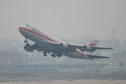 kengo.k@RJFTさんが、福岡空港で撮影したマーティンエアー 747-228F/SCDの航空フォト(飛行機 写真・画像)
