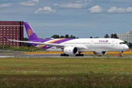 航空フォト:HS-THK タイ国際航空 A350-900