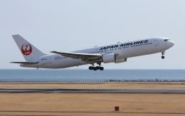 asuto_fさんが、大分空港で撮影した日本航空 767-346/ERの航空フォト(飛行機 写真・画像)