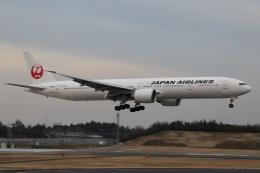 磐城さんが、成田国際空港で撮影した日本航空 777-346/ERの航空フォト(飛行機 写真・画像)