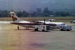 メニSさんが、ドンムアン空港で撮影したタイ国際航空 ATR 72-201の航空フォト(飛行機 写真・画像)