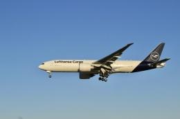 mahiちゃんさんが、成田国際空港で撮影したルフトハンザ・カーゴ 777-FBTの航空フォト(飛行機 写真・画像)