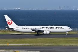 qooさんが、羽田空港で撮影した日本航空 767-346/ERの航空フォト(飛行機 写真・画像)