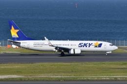 航空フォト:JA73AA スカイマーク 737-800