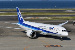 航空フォト:JA801A 全日空 787-8 Dreamliner