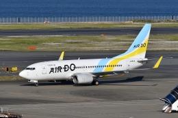 qooさんが、羽田空港で撮影したAIR DO 737-781の航空フォト(飛行機 写真・画像)