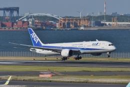 qooさんが、羽田空港で撮影した全日空 787-9の航空フォト(飛行機 写真・画像)
