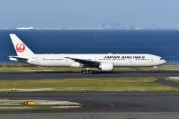 qooさんが、羽田空港で撮影した日本航空 777-346/ERの航空フォト(飛行機 写真・画像)