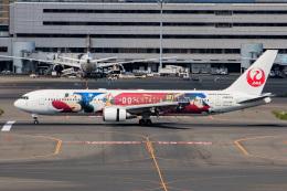 xingyeさんが、羽田空港で撮影した日本航空 767-346/ERの航空フォト(飛行機 写真・画像)