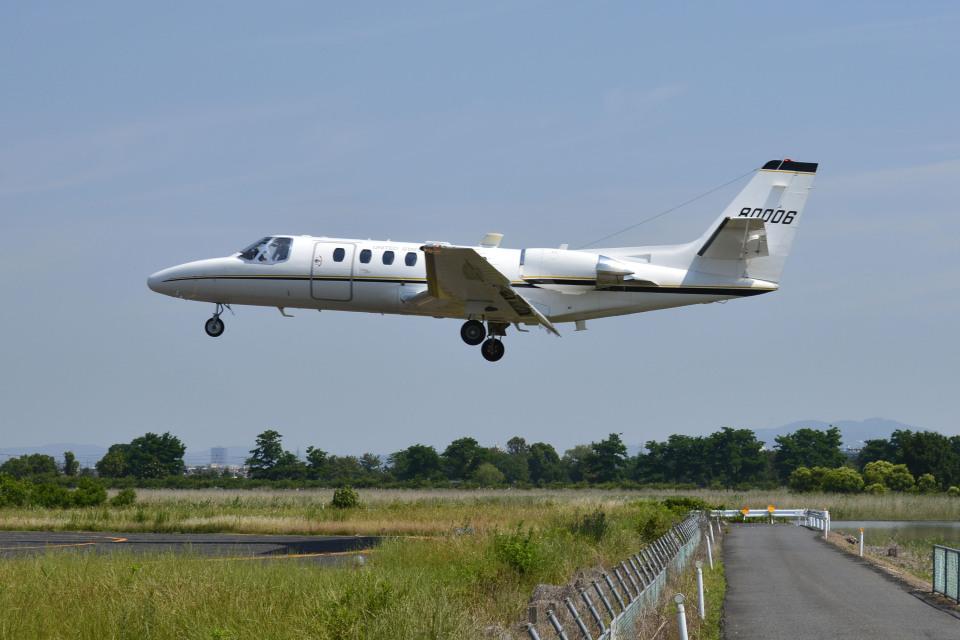 Gambardierさんのアメリカ陸軍 Cessna 560 Citation V/Ultra/Encore (98-00006) 航空フォト