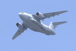 mahiちゃんさんが、世田谷区で撮影した航空自衛隊 C-2の航空フォト(飛行機 写真・画像)