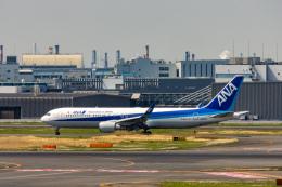 naogooさんが、羽田空港で撮影した全日空 787-8 Dreamlinerの航空フォト(飛行機 写真・画像)