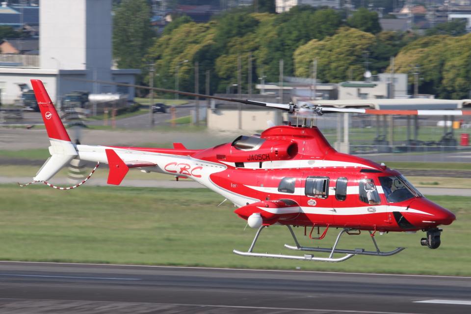 ゴンタさんの中日本航空 Bell 430 (JA05CH) 航空フォト