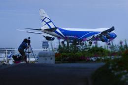 パンダさんが、成田国際空港で撮影したエアブリッジ・カーゴ・エアラインズ 747-867F/SCDの航空フォト(飛行機 写真・画像)