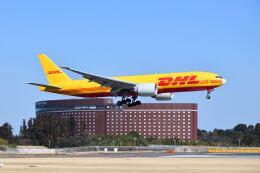 ポン太さんが、成田国際空港で撮影したサザン・エア 777-Fの航空フォト(飛行機 写真・画像)