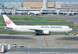 アルビレオさんが、羽田空港で撮影した日本航空 767-346/ERの航空フォト(飛行機 写真・画像)