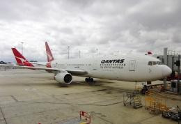TA27さんが、メルボルン空港で撮影したカンタス航空 767-336/ERの航空フォト(飛行機 写真・画像)