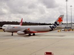 TA27さんが、メルボルン空港で撮影したジェットスター A320-232の航空フォト(飛行機 写真・画像)
