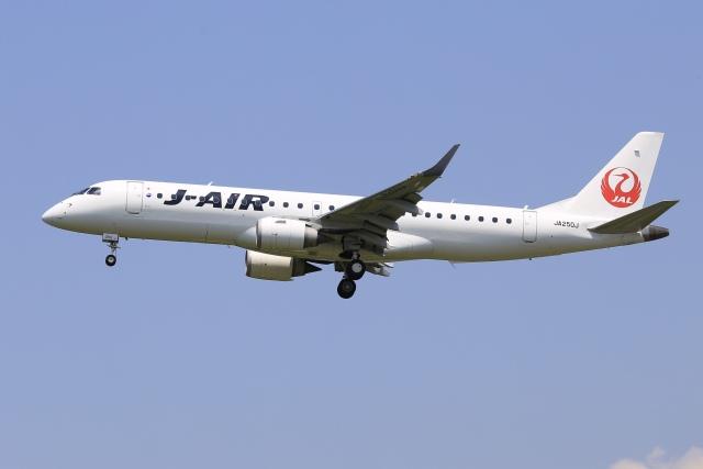 航空フォト:JA250J ジェイエア
