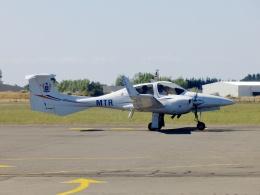TA27さんが、パーマストンノース国際空港で撮影したMassey University School of Aviation DA42 L360 TwinStarの航空フォト(飛行機 写真・画像)