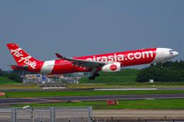 K.Tatsuyaさんが、成田国際空港で撮影したタイ・エアアジア・エックス A330-343Xの航空フォト(飛行機 写真・画像)