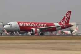 磐城さんが、ドンムアン空港で撮影したタイ・エアアジア A320-216の航空フォト(飛行機 写真・画像)