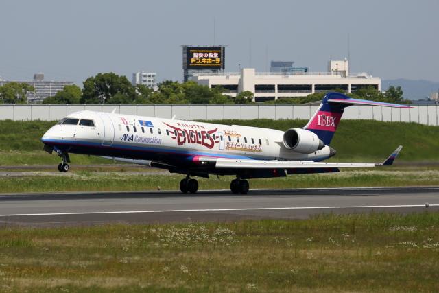 航空フォト:JA07RJ アイベックスエアラインズ CRJ-700