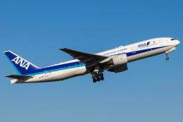 Yukio a.k.a Yu Worksさんが、福岡空港で撮影した全日空 777-281/ERの航空フォト(飛行機 写真・画像)