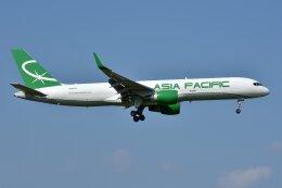 islandsさんが、成田国際空港で撮影したアジア・パシフィック・エアラインズ 757-230(PCF)の航空フォト(飛行機 写真・画像)