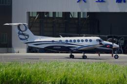 yabyanさんが、八尾空港で撮影した日本法人所有 King Air 350i (B300)の航空フォト(飛行機 写真・画像)